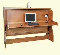Studybed Desk And Bed Combination Deskbed Studybed