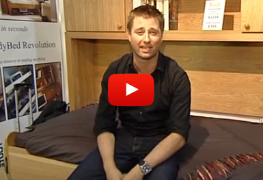 George Clarke Reviews StudyBed