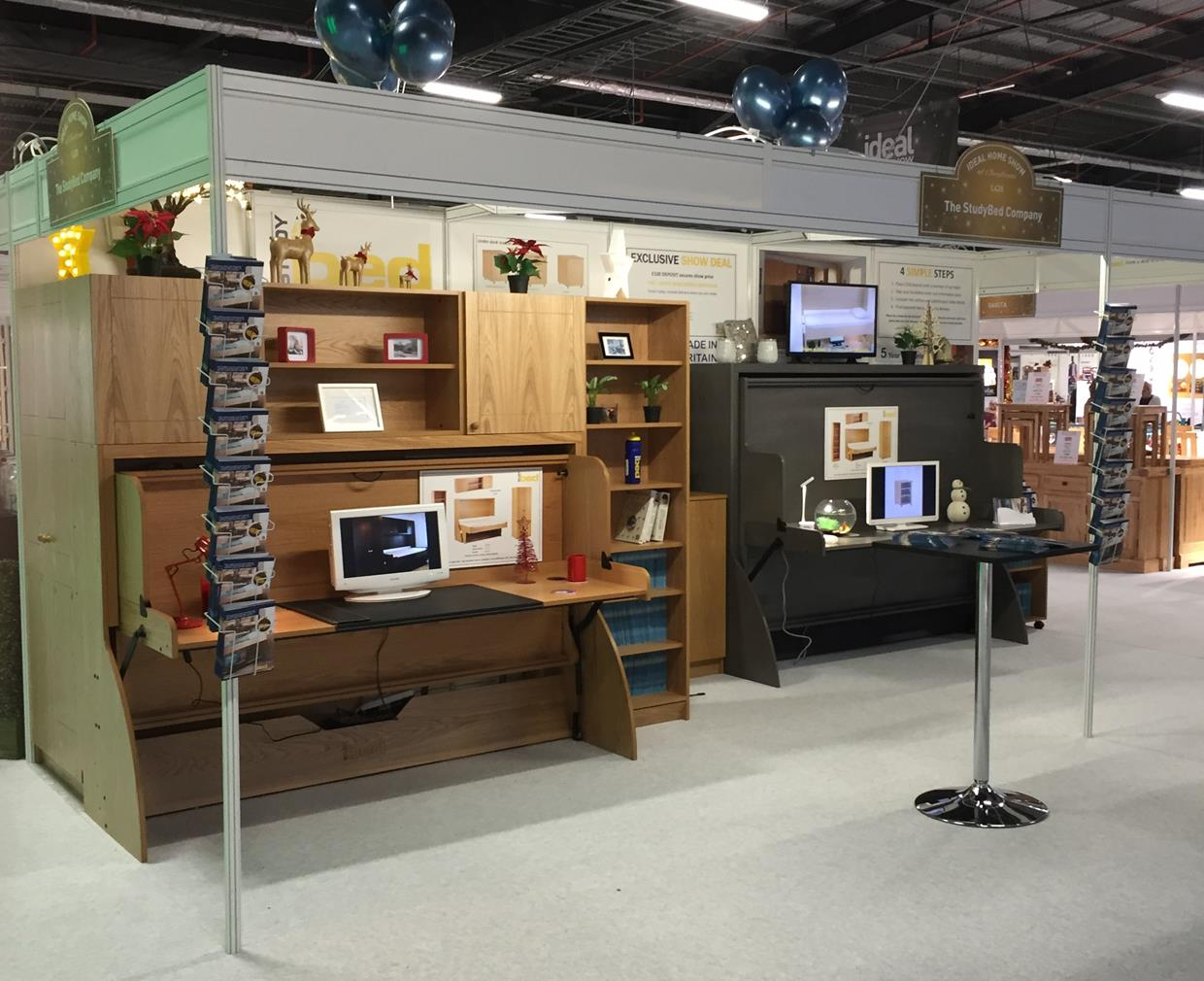 ideal home show christmas manchester 2015 studybed