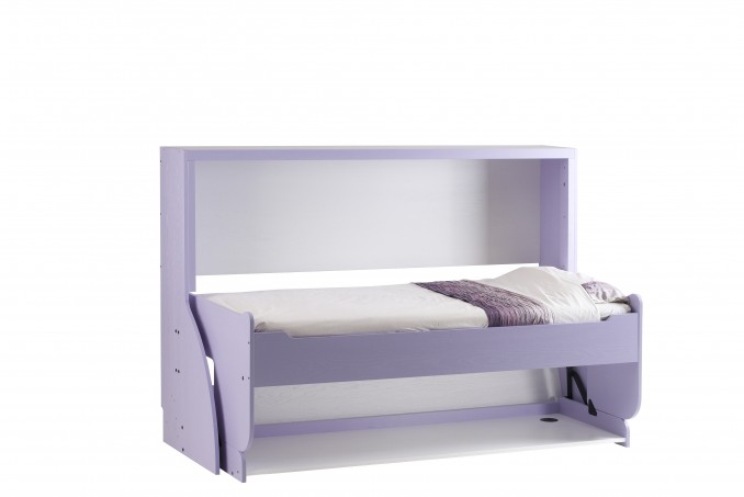 single in painted lilac and white ( £2,160)