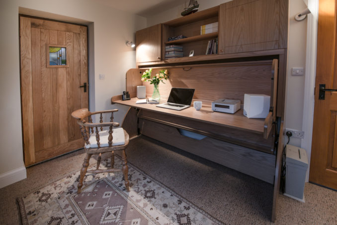 Single StudyBed in Home Office