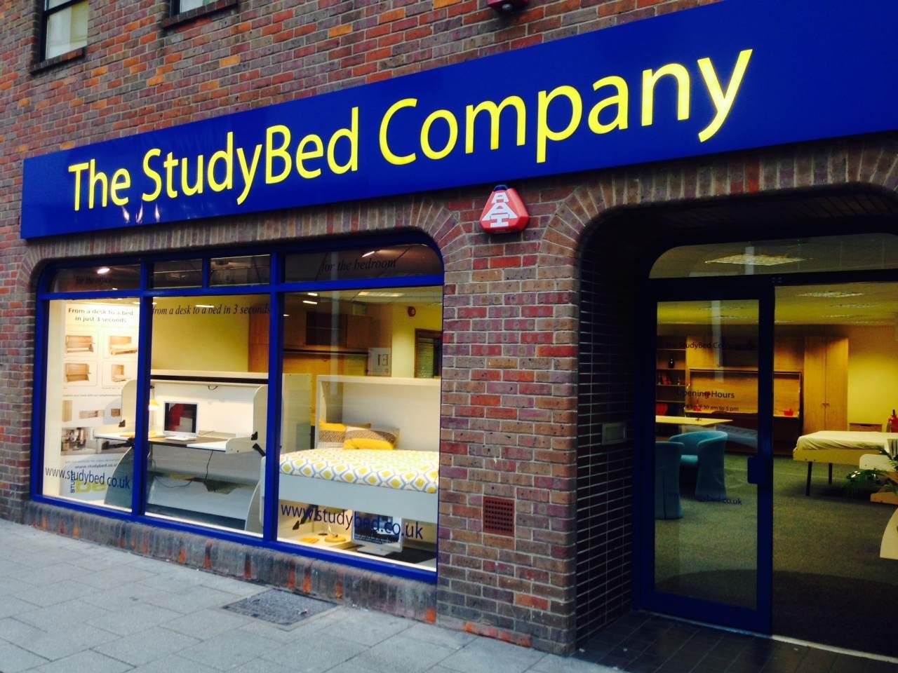 StudyBed - Desk and Bed combination - Deskbed