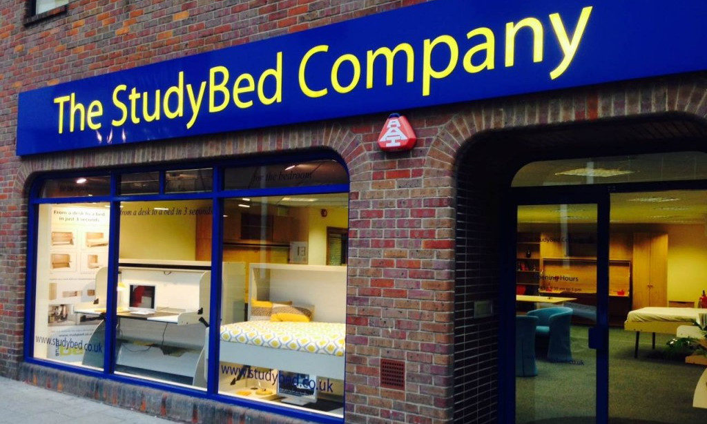 StudyBed High Wycombe retail