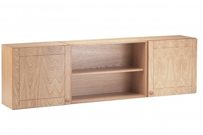 Top Box in Light Oak