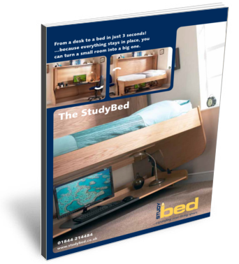 studybed-brochure-front-cover