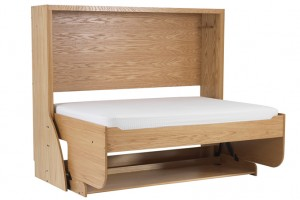 Large Double StudyBed in bed mode