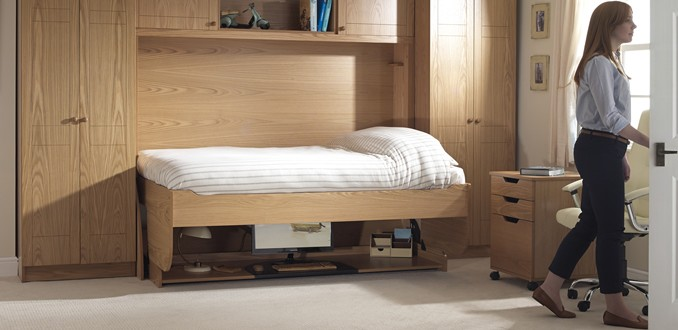 3. The StudyBed - The Perfect Guest Bedroom